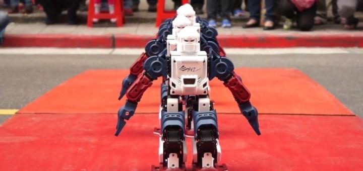 [Coding] 臺灣小孩 程式設計第七天 : XYZ Robot XYZ機器人(Bolide) 火流星介紹