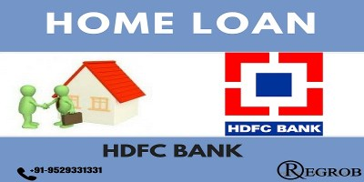 Home loan by HDFC Bank