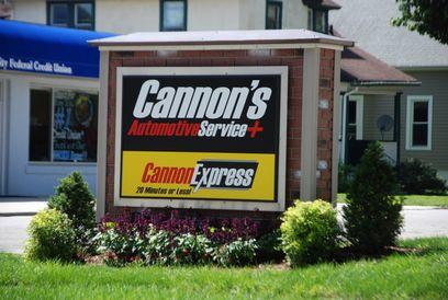 Cannon's Automotive Main