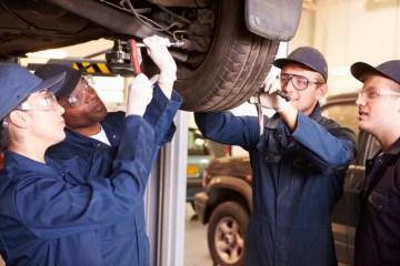 Building a better auto repair business