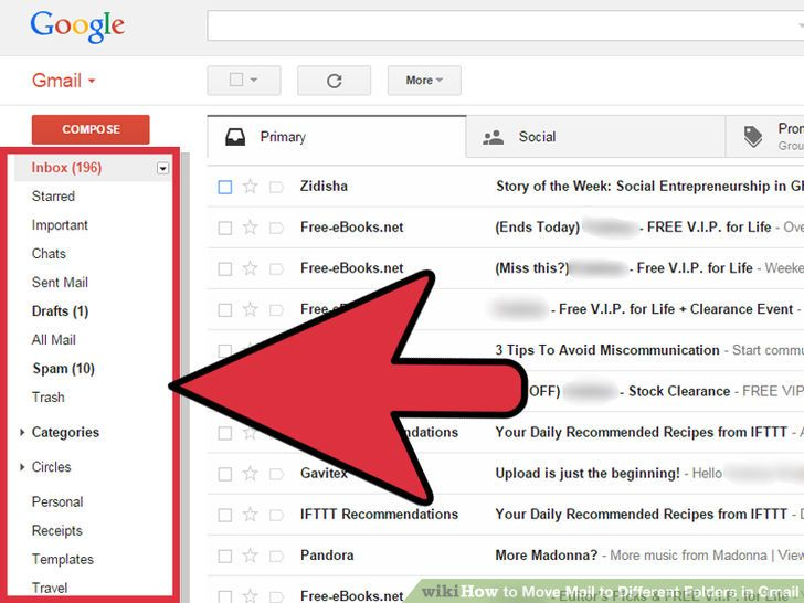 Create A New Label In Gmail Gmail Guide Inbox Management And Labels How To Geek Organize Email Inbox Like A Pro Your Ultimate Guide