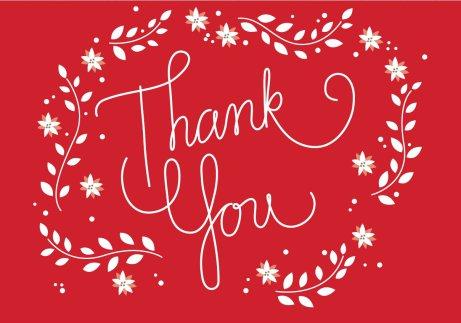 Holidays Thank You - Retargeting Blog