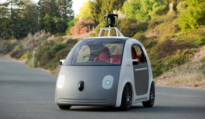 #8 Who's behind the wheel? Are driverless cars coming?