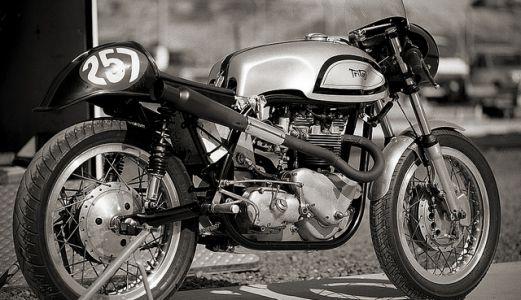 Мотоцикл Тритон