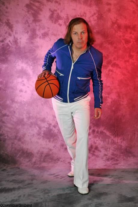 Philippe Katerine Basket