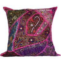 12 Cool Embroidered Throw Pillows | Royal Furnish