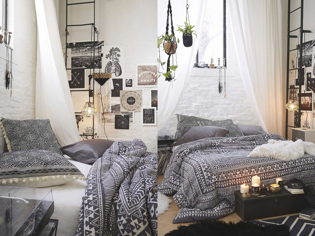 Bedroom Ideas Urban Outfitters Bohemian Style Bedroom Decorating Ideas Royal Furnish
