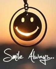 Smile always