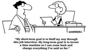 Short term goal