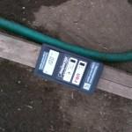 greenhouse planter frame 100