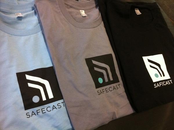 Safecast T-Shirts