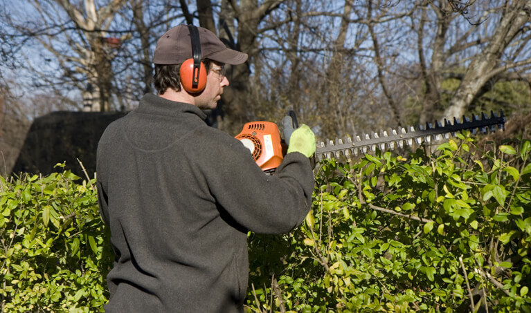 Five Easy Rules for Yard Work Safety