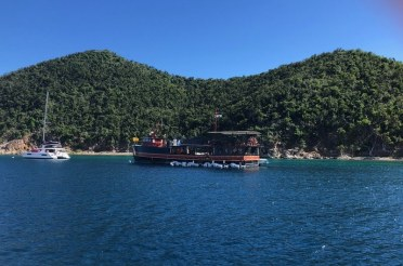Willy T's: The Pirate Bar of the British Virgin Islands
