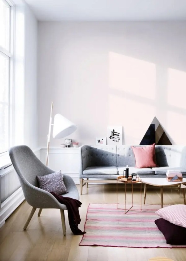 Blush and Copper Interior - SampleBoard Blog