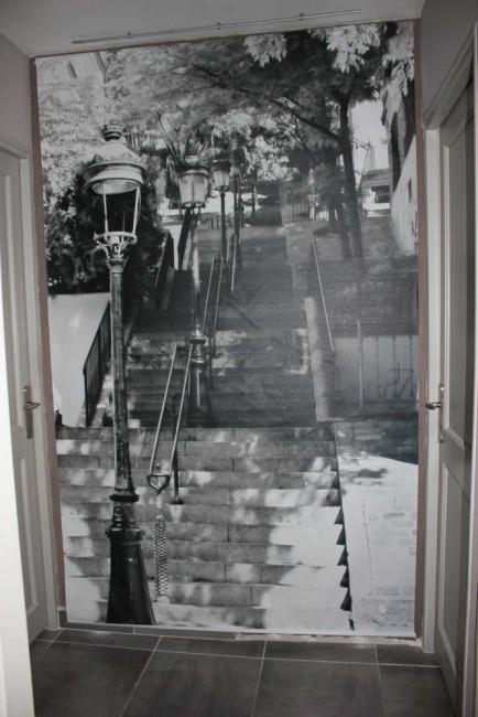 Decoration Montee D Escalier