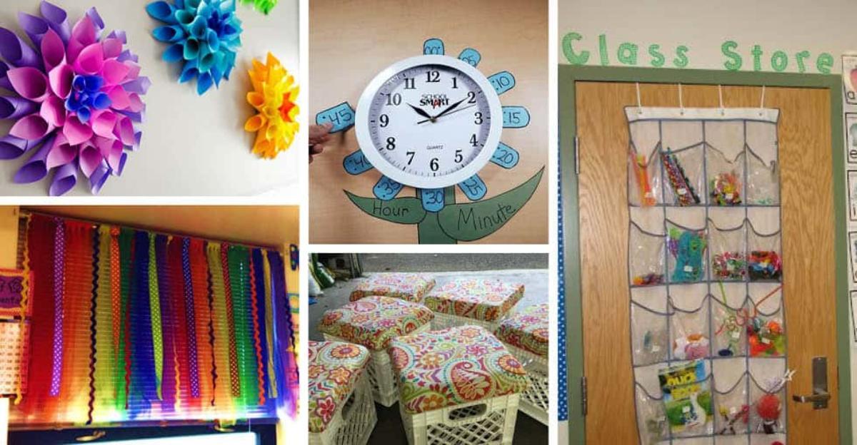 Diy Classroom Decor Roundup