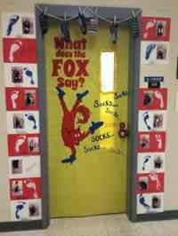 Preparing Your Classroom for Read Across America
