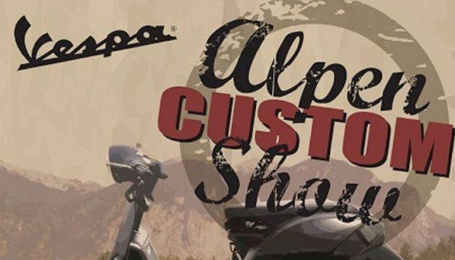 Alpen – Customshow Innsbruck 2015
