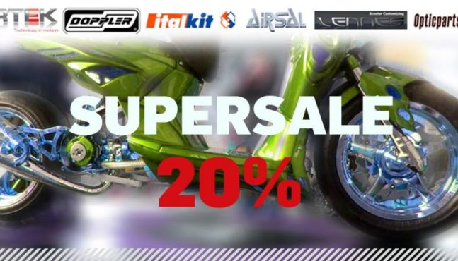 Scooter Tuning Supersale