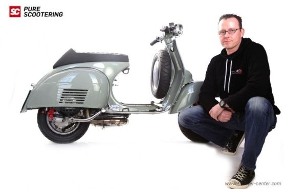 Fotoshooting SCOOTERSHOW´15