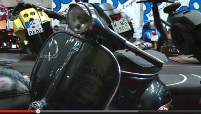 Termin Scooter Customshow 2016 und Video 2015
