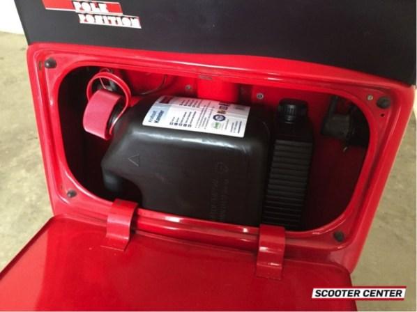 3 Liter Vespa Motorroller Reservekanister
