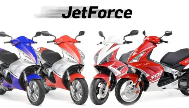 Peugeot Jetforce Hilfe