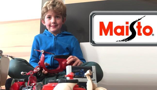 Vespa Spielzeug, und Sammler-Modelle