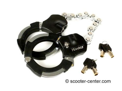 Handschellenschloss -MASTER LOCK Cuff Lock (Handschellen)- Level10 - 55cm