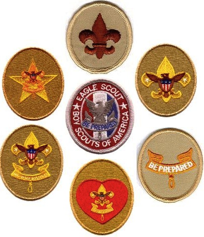 Boy Scout Ranks