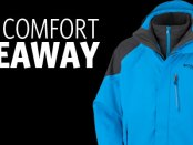 January Columbia Jacket Giveaway
