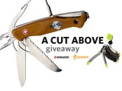 A Cut Above Giveaway