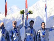 bobsledders-medal