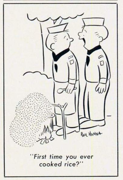 Cartoon-1964-Rice