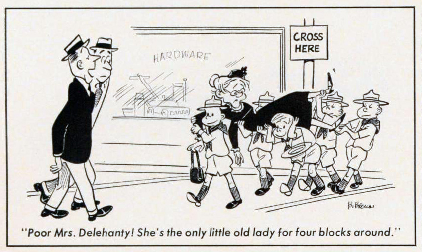 Cartoon-1965-Little-Old-Lady