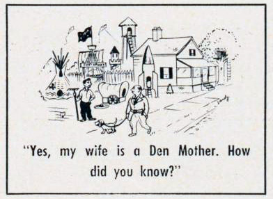 Cartoon-1966-Den-Mother