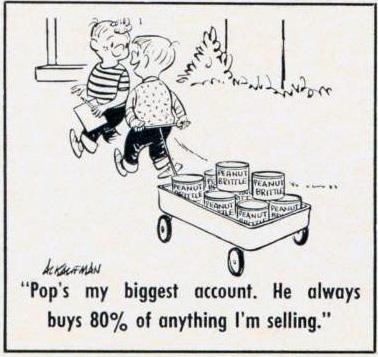 Cartoon-1966-Salesmen