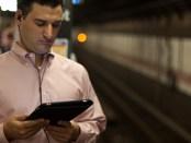 Subway Reader (iPad Edition)