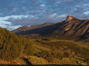 Philmont_Sunset