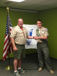 Eagle Scout: Scouting is 'the last real experience someone my age can have'