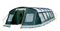 Boys' Life post about 20-person, 10-room tent goes viral