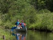 Cole-canoeing