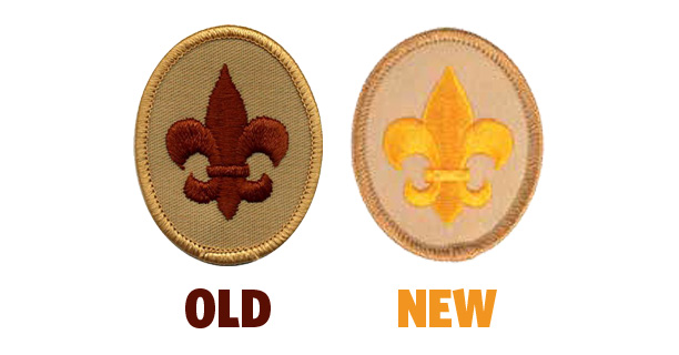 Scout-rank-badge-old-and-new