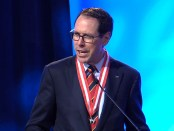Randall Stephenson speaking at NAM 2016