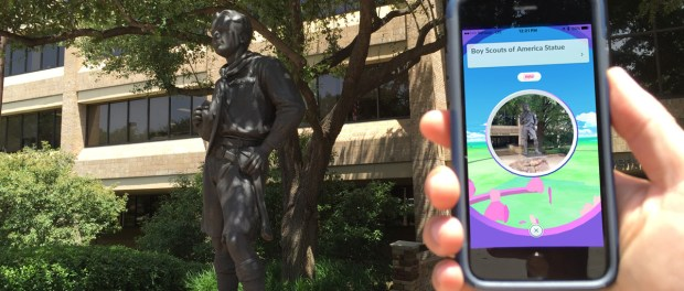Pokemon Go has gone viral and fans are everywhere.