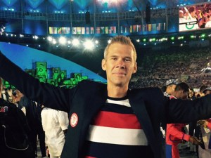 John Nunn at Rio Olympics
