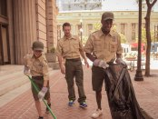 scouts-picking-up-trash