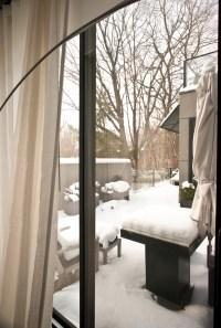 Patio Sliding Door Sticks During Winter - ServiceLive Blog