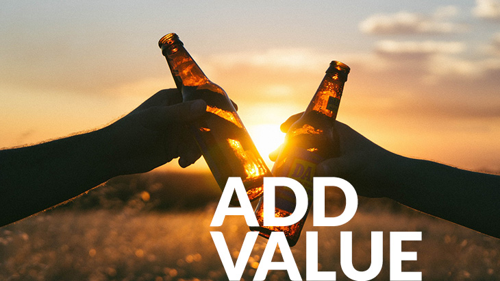 5 tips to add value to customers and clients