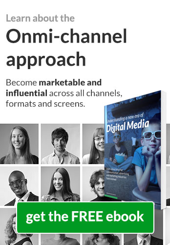 Become marketable and influential across all channels, formats and screens with this free eBook